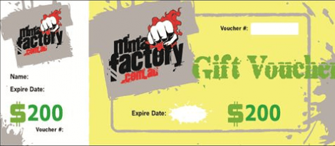 MMA Factory $200 Gift Card