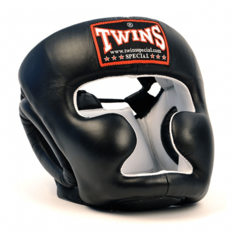 TWINS FULL FACE SPARRING HEADGEAR - HGL3