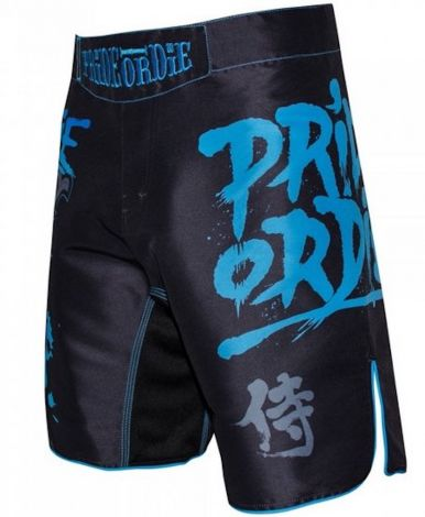 PRIDE OR DIE RONIN FIGHT SHORTS
