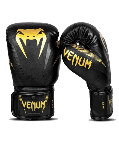 VENUM IMPACT BOXING GLOVES - (NEW COLOURS)