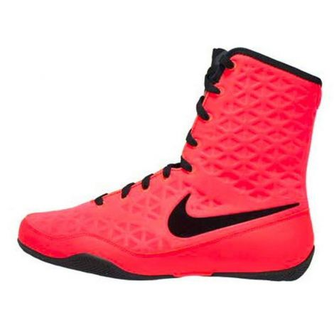 NIKE KO BOXING SHOES - HYPERPUNCH/BLACK