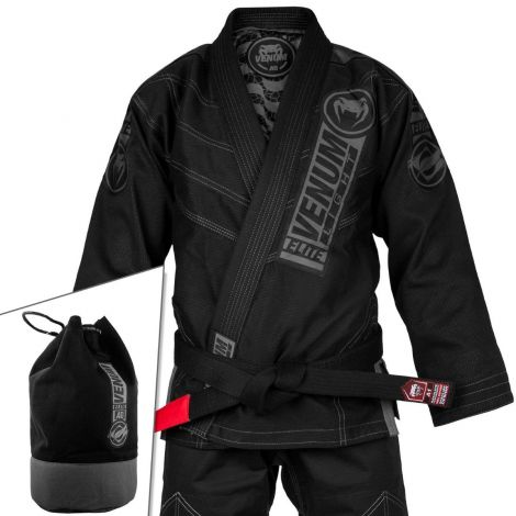 VENUM ELITE LIGHT 2.0 BJJ GI - (BAG INCLUDED)