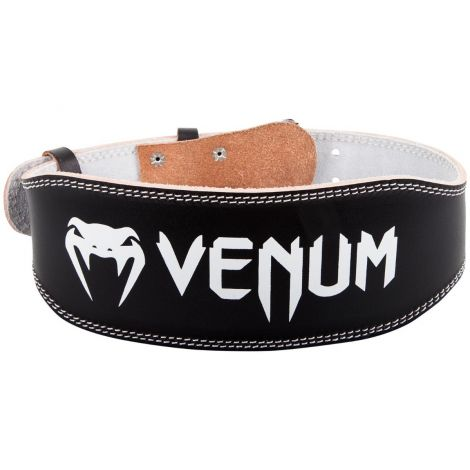 VENUM HYPERLIFT LEATHER WEIGHTIFTING BELT