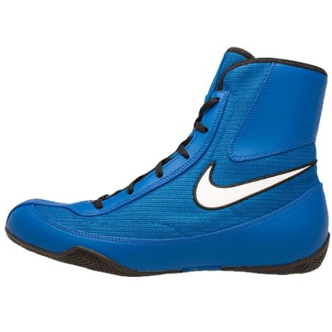Nike Machomai 2 Boxing Shoes - Blue/White