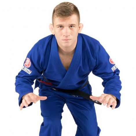 TATAMI NOVA MINIMO 2.0 BJJ GI - (BELT INCLUDED)-Blue-A3L