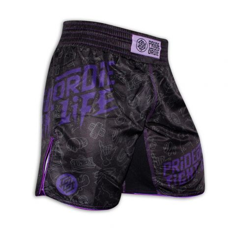 Pride Or Die Fight Life Fightshorts