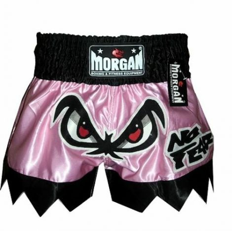 MORGAN MUAY THAI SHORTS - FEARLESS GIRLS