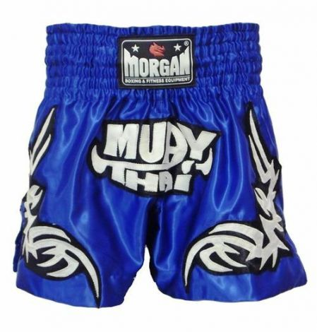 MORGAN MUAY THAI SHORTS - AZTEC WARRIOR