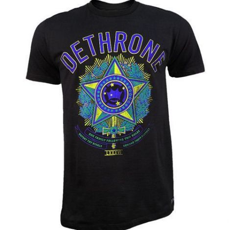 DETHRONE DERROTE TEUS T-SHIRT