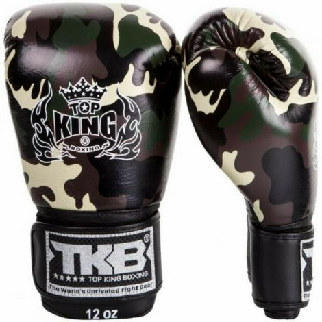 Top King Boxing Gloves - TKBGEM - 03A