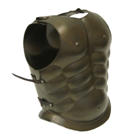 Steel Metal Antique Finish Wearable Mussel Jacket Body Armour