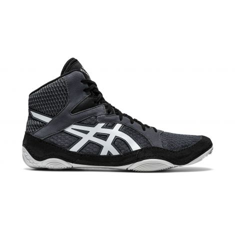 Asics Snapdown 3 Wide Wrestling Shoes - Grey/White