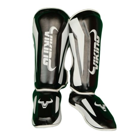 Viking Carnage Leather Shinguards