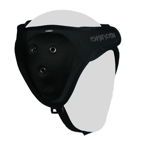 SHINOBI EAR GUARDS-Black/Grey