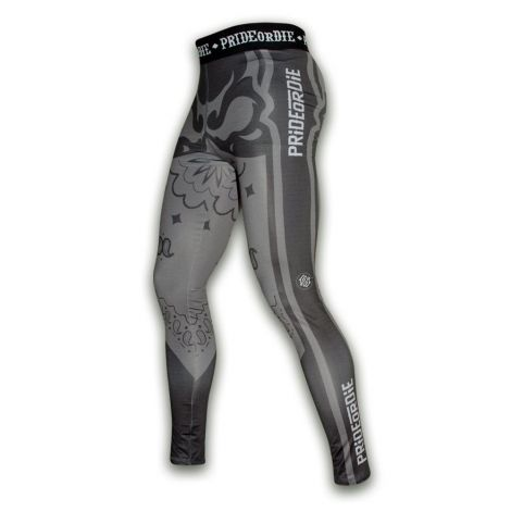 Pride Or Die Ruthless Compression Pants-XXL