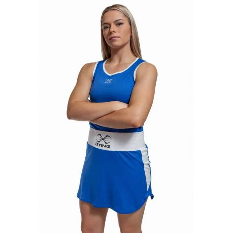 STING CALIBRE COMPETITION WOMEN'S SKORTS-Blue-XS