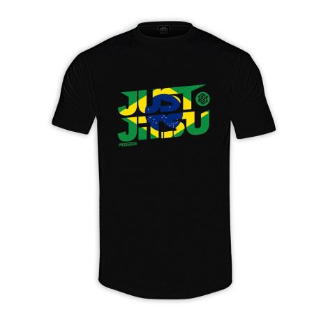 Pride Or Die Just Jitsu - T-Shirt - Black