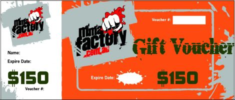MMA Factory $150 Gift Card