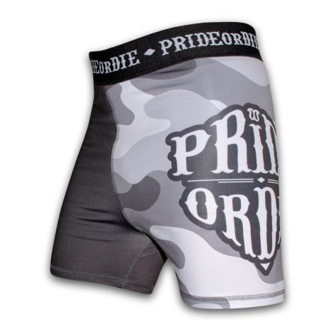 Pride Or Die Reckless Compression Shorts