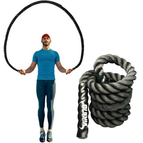 Viking Heavy Weighted Skipping Rope