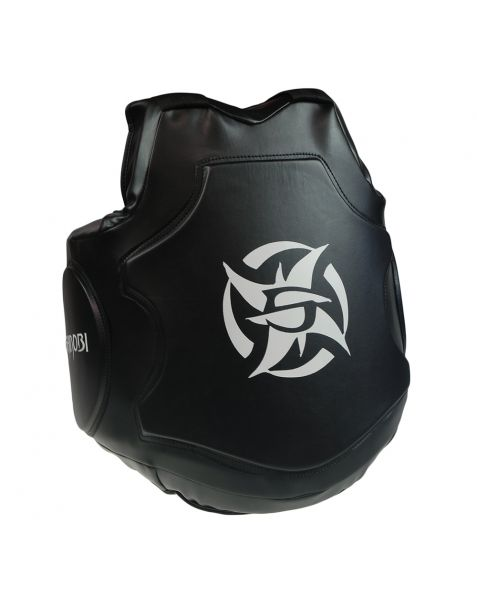 SHINOBI IMPACT BODY PAD-Black